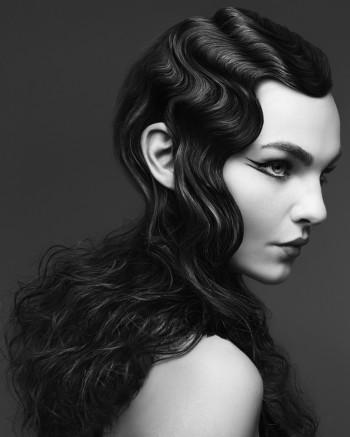 2 Sharon Malcolm Hairdressing © Jack Eames
