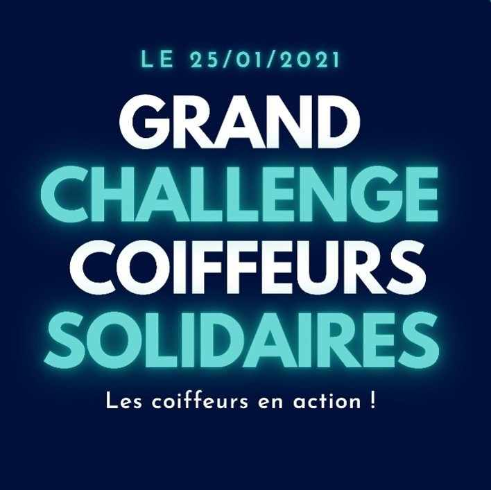 1er challenge des Coiffeurs Solidaires