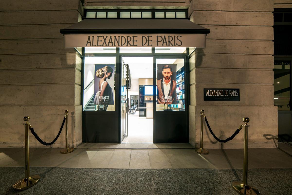 Alexandre de Paris à Lyon