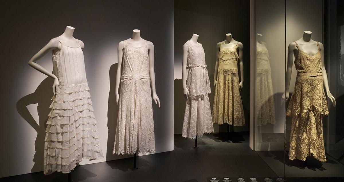 Grande expo Chanel au palais Galliera