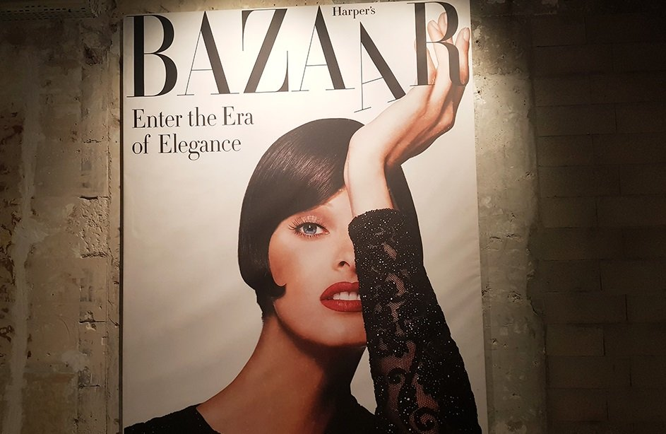 Le Harper's Bazaar au musée !