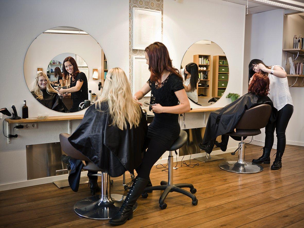 Les coiffeurs face au reconfinement