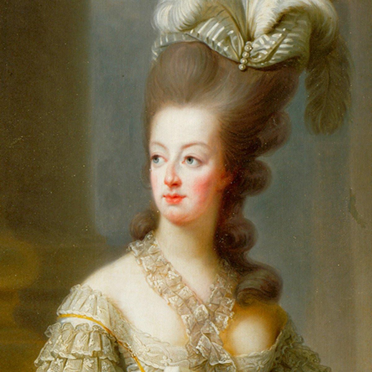 Marie-Antoinetteà La Conciergerie