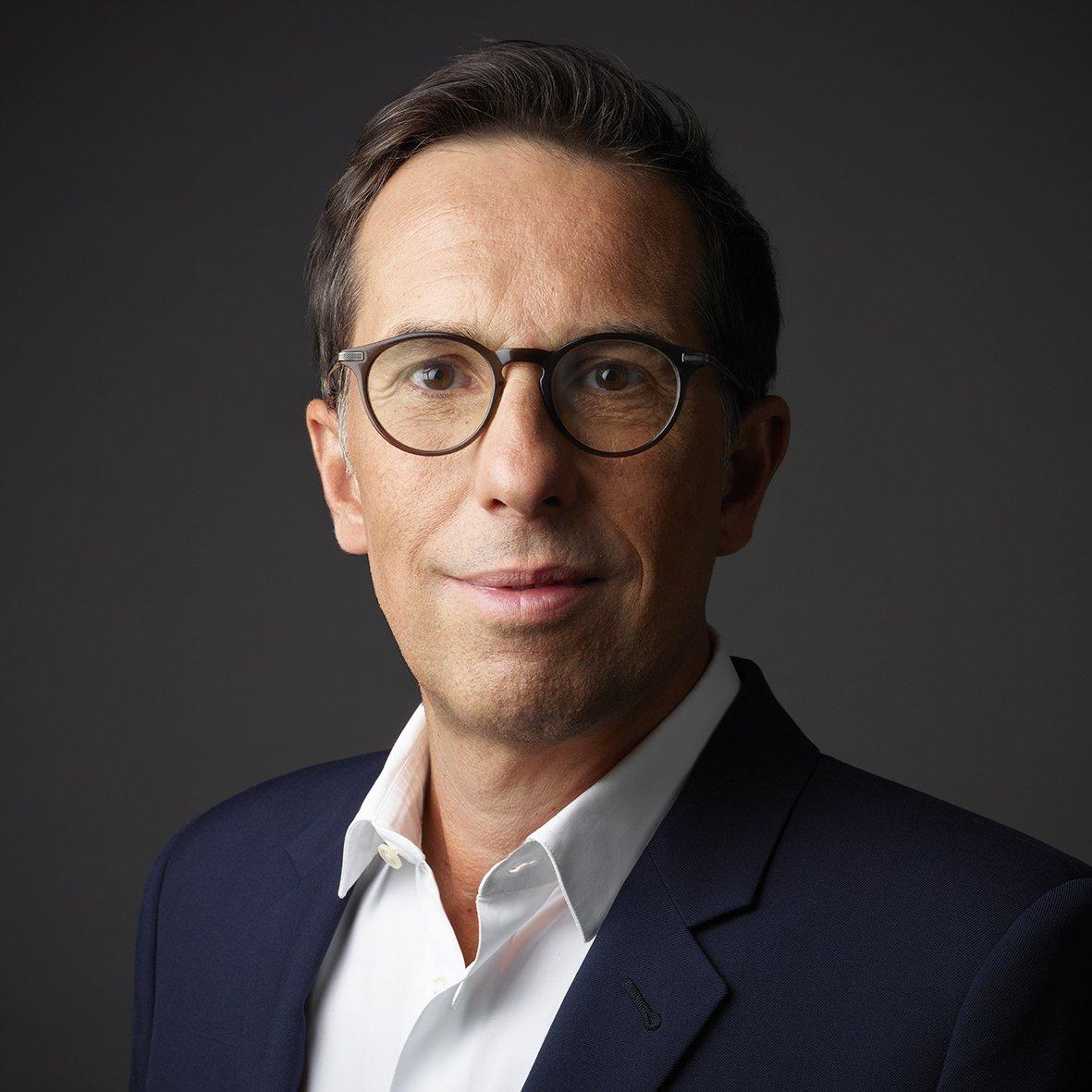 Nicolas Hieronimus, dg du groupe L'Oréal