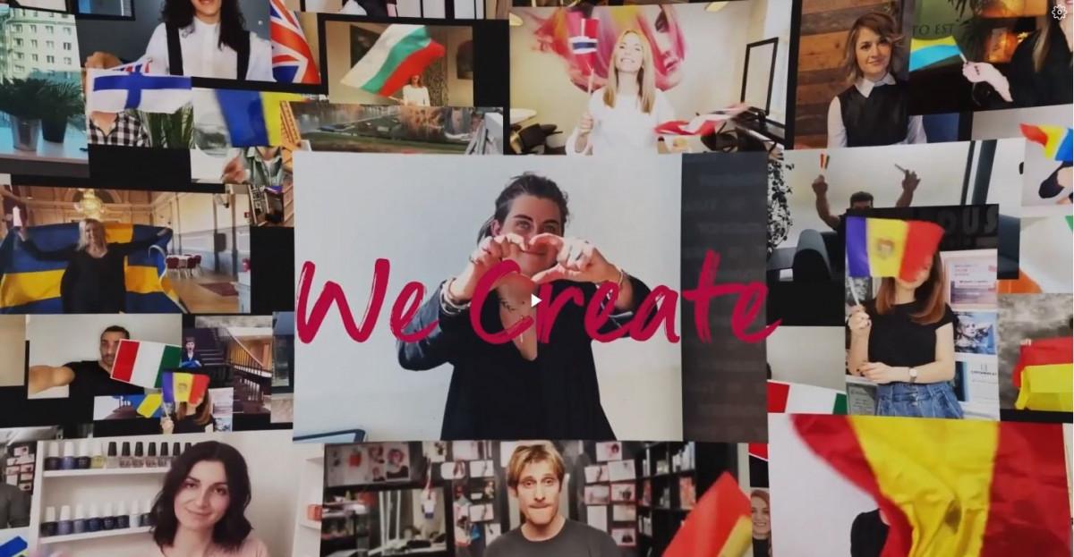 WeCreate : l'événement digital de Wella